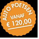 Auto poetsen Ypenburg